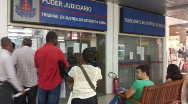 cartorios ba - Cartórios da Bahia irão ter sistema braille