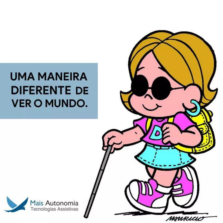 WhatsApp Image 2019 05 23 at 17.00.56 719x719 - Livro em braile da Turma da Mônica será distribuído em escolas municipais