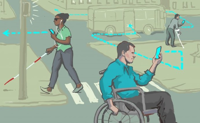 cidades inteligentes - Cidades inteligentes e a acessibilidade para pessoas com deficiência