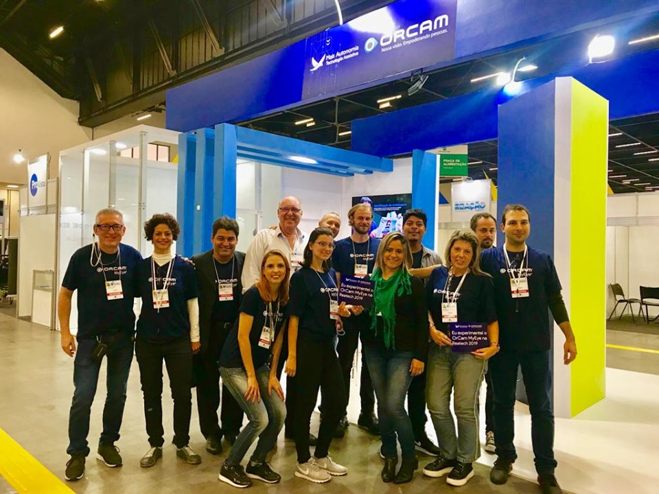 equipe reatech - Mais Autonomia na Reatech 2019