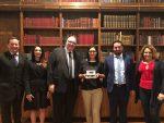 michele 150x113 - Michelle Bolsonaro conhece o dispositivo OrCam MyEye