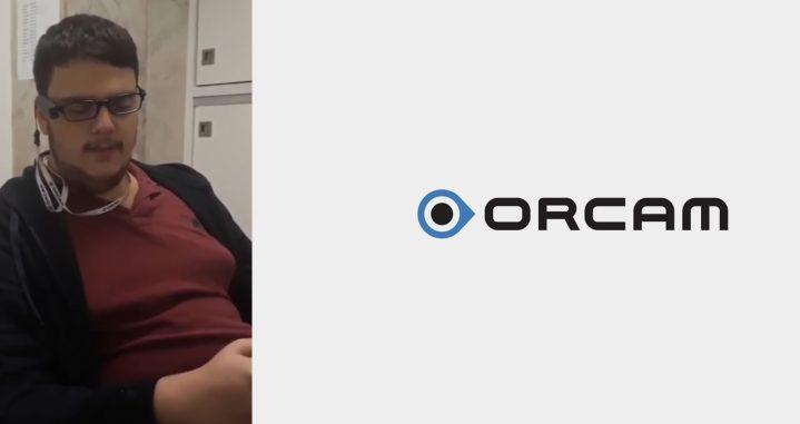Depoimento Guilherme Chedide 719x381 - Estudante fala como o OrCam está melhorando sua rotina acadêmica