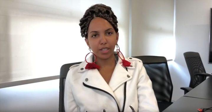 Depoimento Nathalia Santos 2 719x381 - Como o OrCam tem transformado a vida profissional e cotidiana de Nathalia