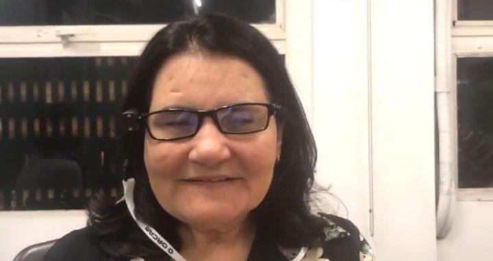 Depoimento Professora Joana Belarmino 719x381 - Declaração da Professora Joana Belarmino