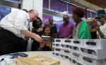 O portal Correio 24 Horas da Bahia cobriu a entrega de nove unidades do dispositivo OrCam MyEye na Biblioteca Central dos Barris em Salvador 150x93 - Bibliotecas Inclusivas com OrCam MyEye®