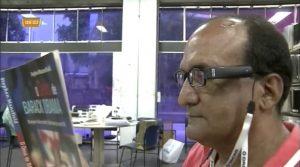 Record TV Itapoan  300x167 - Uma reportagem do programa Bahia no Ar, da TV Record Itapoan, apresentou aos telespectadores a tecnologia OrCam, além de falar sobre o uso da mesma na Biblioteca Central da Bahia.