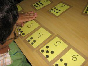 Sala Recursos 090 300x225 - Práticas pedagógicas para o ensino de pessoas com deficiência visual