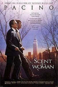 Scent of a Woman 202x300 - A visão vista pelo cinema: 10 filmes que retratam a deficiência visual