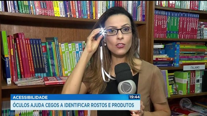 WhatsApp Image 2018 11 18 at 23.22.44 719x404 - OrCam MyEye é destaque na TV Record durante a Feira do Livro em Porto Alegre