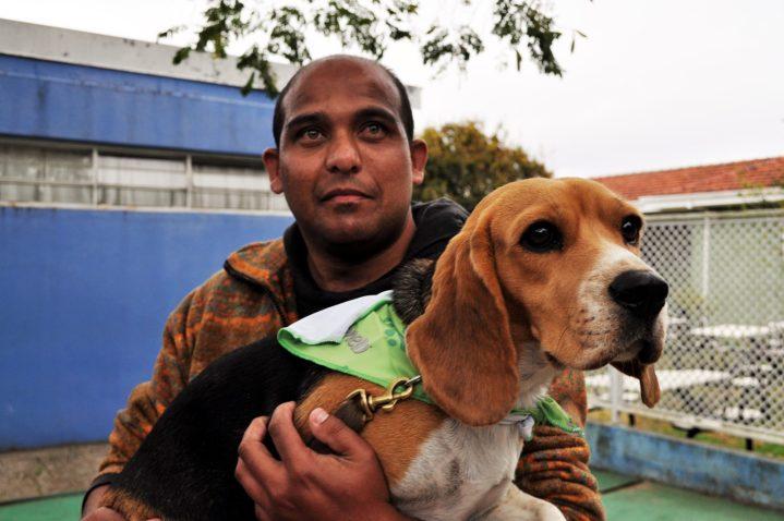 apae mg 719x478 - Cães 'terapeutas' afastam depressão e melhoram rotina de pessoas com deficiência em MG