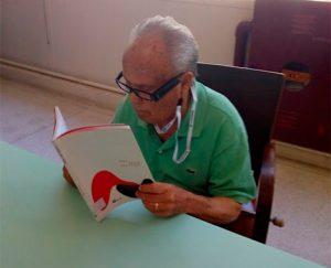 biblioteca 300x243 - Biblioteca Municipal da Mooca recebe doação de aparelho que transforma texto em áudio