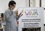 biblioteca viva 150x103 - Óculos que transforma texto em áudio chega em bibliotecas de SP
